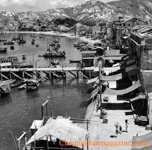 長洲舊碼頭