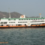 Cheung Chau Ferry Service 長洲渡輪服務
