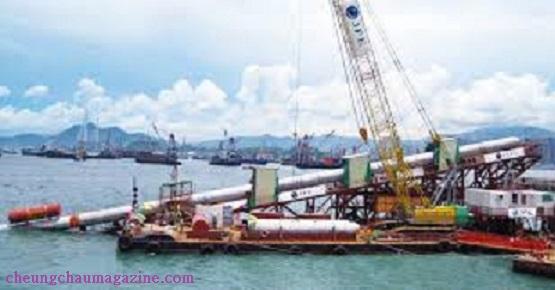 Submarine Pipeline