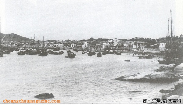 長洲 - 1898年